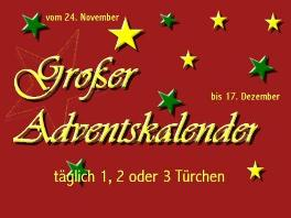 Türchen 7 Adventskalender